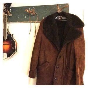 Vintage McGregor leather jacket size 42
